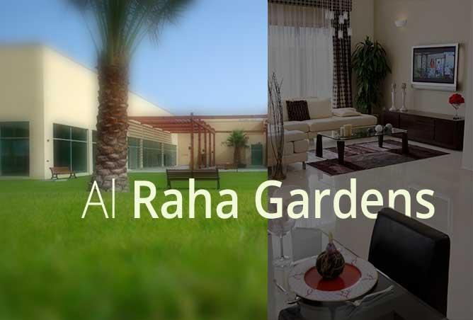 Al Raha Gardens,  Abu Dhabi
