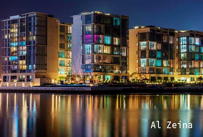 Al Zeina, Abu Dhabi