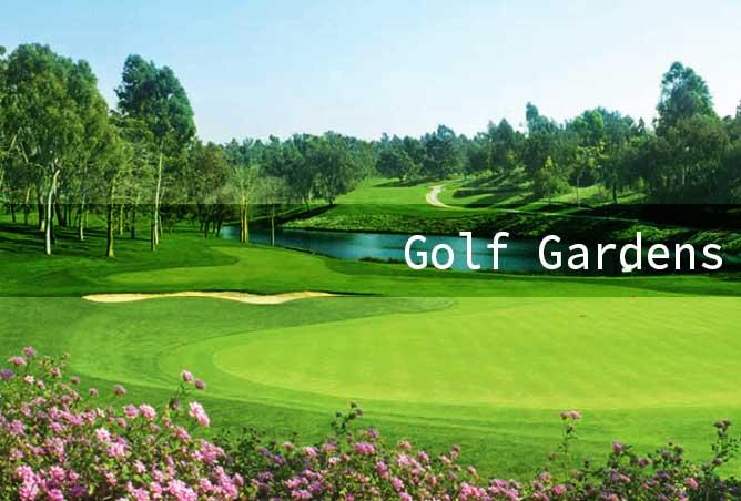 Golf Gardens,  Abu Dhabi