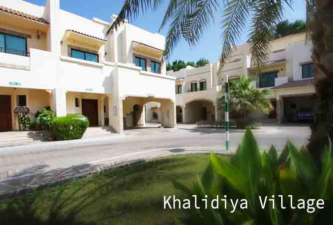 Khalidiya Village,  Abu Dhabi