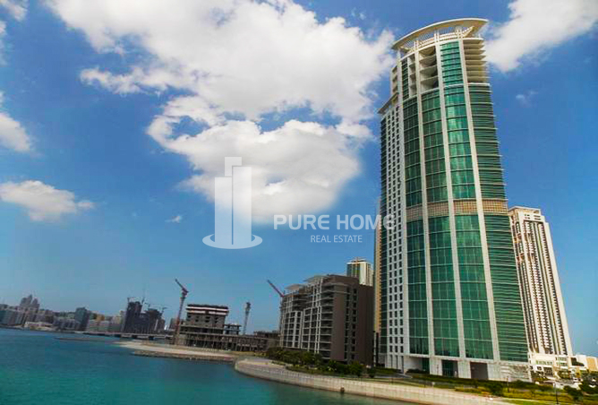 Rak Tower in Marina Square, Al Reem Island, Abu Dhabi