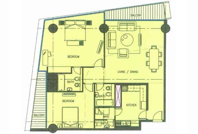 sky-gardens-floor-plan-2-bedroom-plus-1