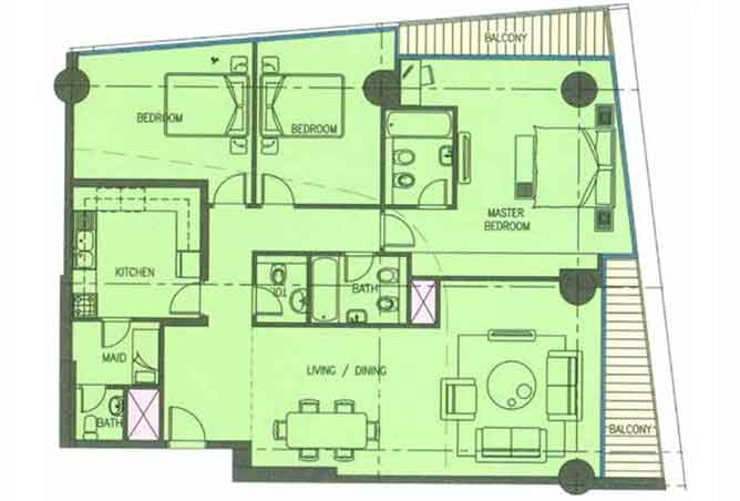 sky-gardens-floor-plan-3-bedroom-plus-1