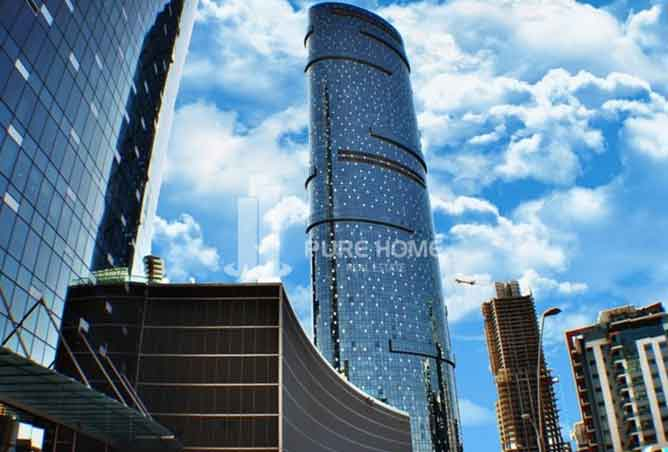 Sun Tower, Abu Dhabi Featured Image