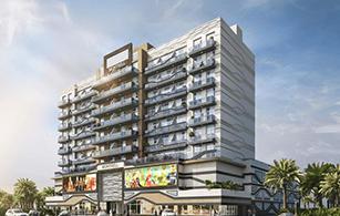 Off plan project Azizi Montrell, Dubai