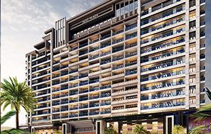 Off plan project Azizi Plaza, Dubai