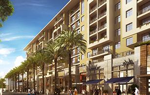 Off plan project Jenna Apartments, Dubai