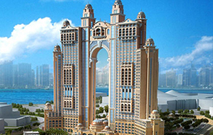 Off Plan project Fairmont Marina Residences in Abu Dhabi