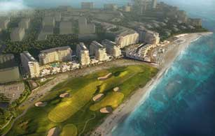 Off plan project Mayan in Yas Island, Abu Dhabi