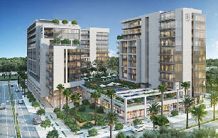 Off Plan project Soho Square in Saadiyat Island, Abu Dhabi