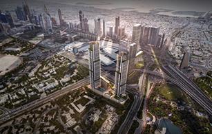 Off plan project Vida Zaabeel, Dubai