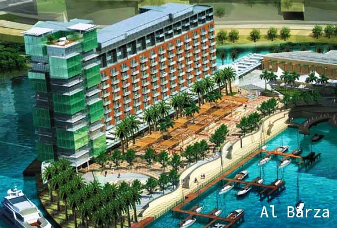 Al Barza, Abu Dhabi