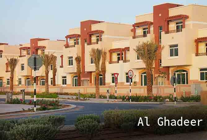 Al Ghadeer,  Abu Dhabi