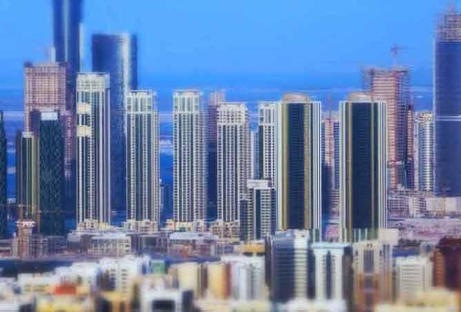 Al Reem Island, Abu Dhabi
