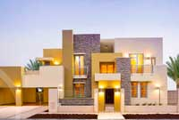 Saadiyat Beach Villas, Contemporary Villa, Abu Dhabi