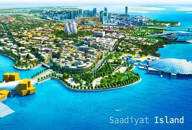 Saadiyat Island, Abu Dhabi