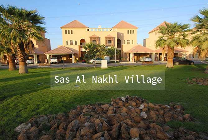 Sas Al Nakhl Village,  Abu Dhabi