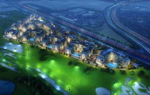 Off plan project Ansam in Yas Island, Abu Dhabi