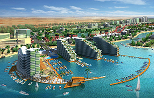 Off Plan project  Al Bandar in Abu Dhabi