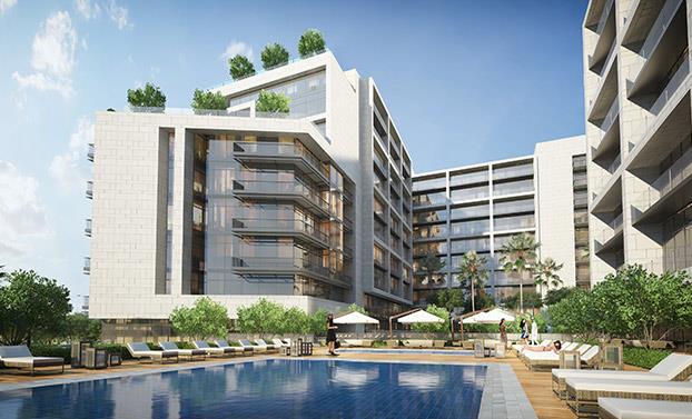 Soho Square, Saadiyat Island, Abu Dhabi  Gallery Image 10