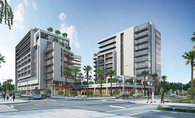 Soho Square, Saadiyat Island, Abu Dhabi  Gallery Image 8