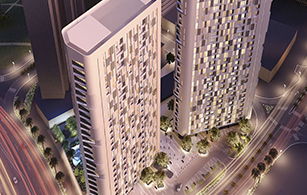 Off Plan project Meera in Al Reem Island , Abu Dhabi