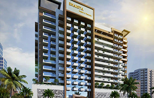 Off plan project Shaista Residences, Dubai