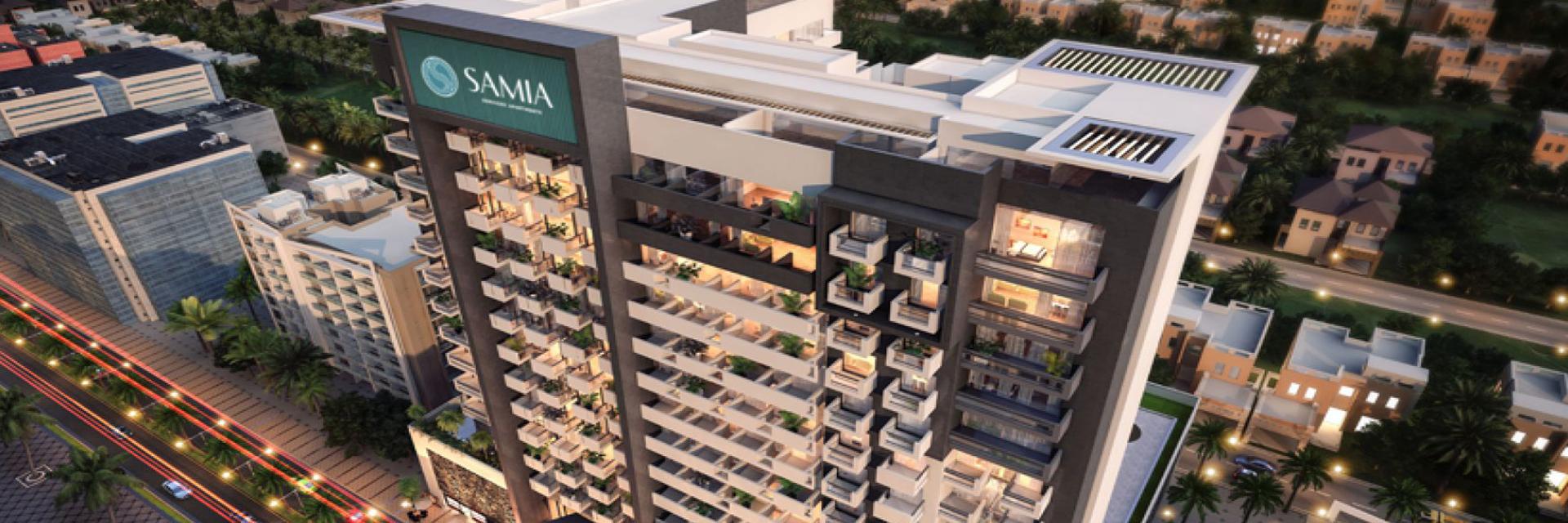 Shaista Residences, Dubai