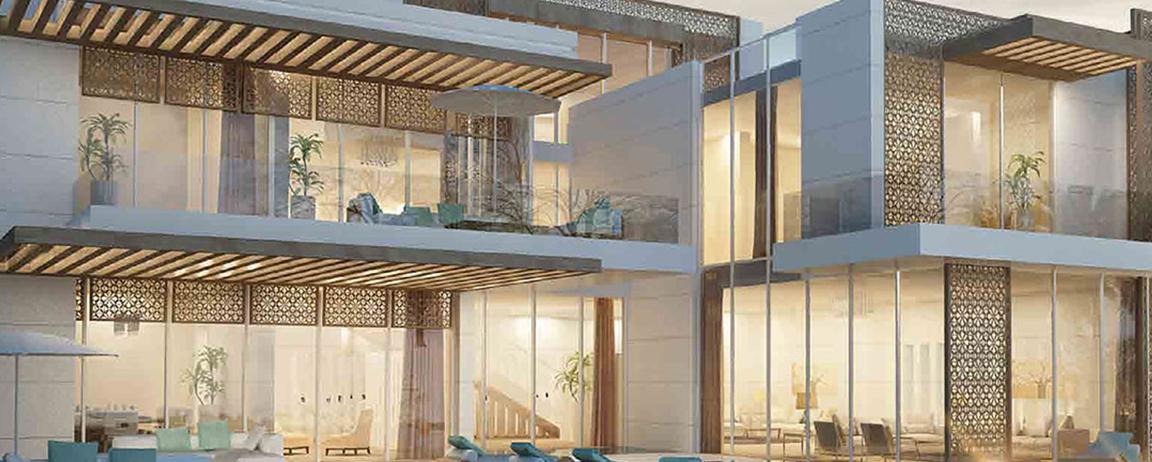 Nudra Offplan project in Saadiyat Island, Abu Dhabi