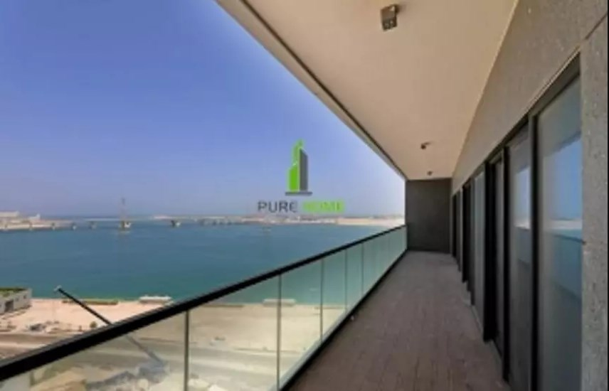 Be the first tenant – 2 BHK + Balcony w/ sea view